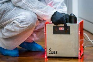 macchinario sanificazione ozono controindicazioni perossido idrogeno