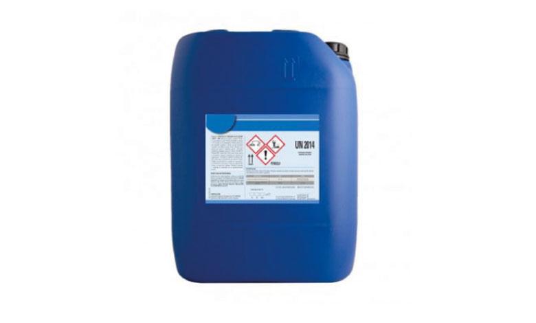 liquido sanificante covid 19 perossido di idrogeno da nebulizzare